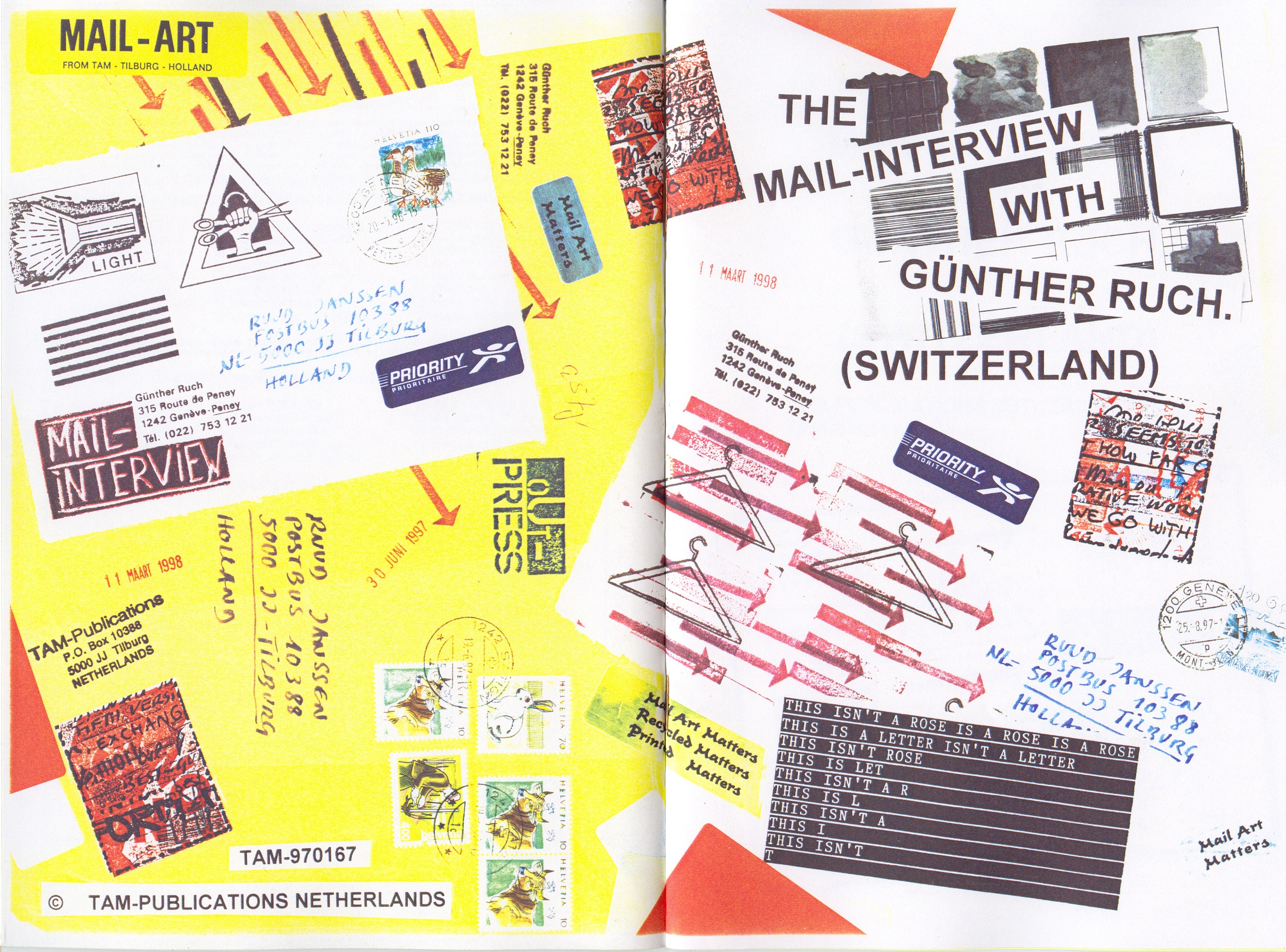 Mail-Interviews – Page 5 – iuoma org – Interested in Mail-Art?