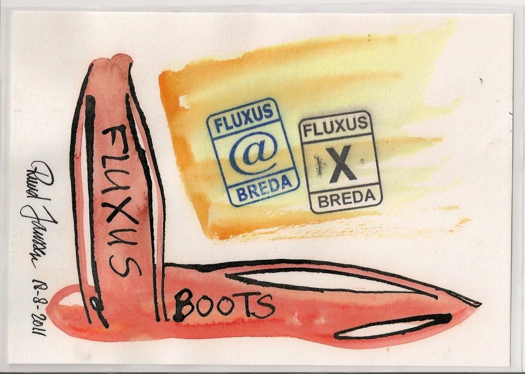 Fluxus-Boots_Ruud_Janssen_2011